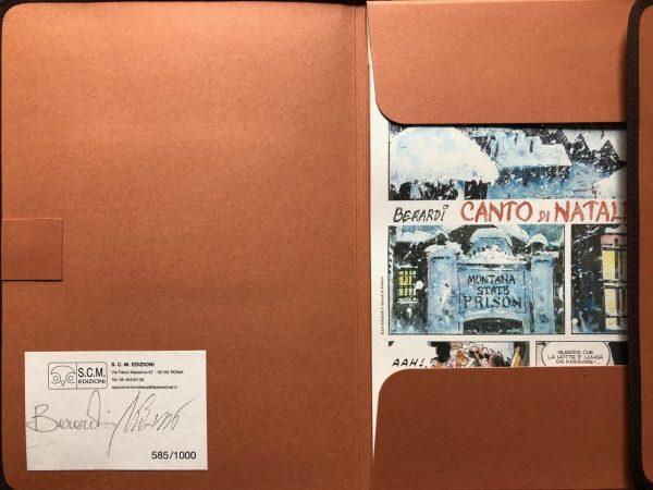 Portfolio di Berardi e Milazzo su Ken Parker