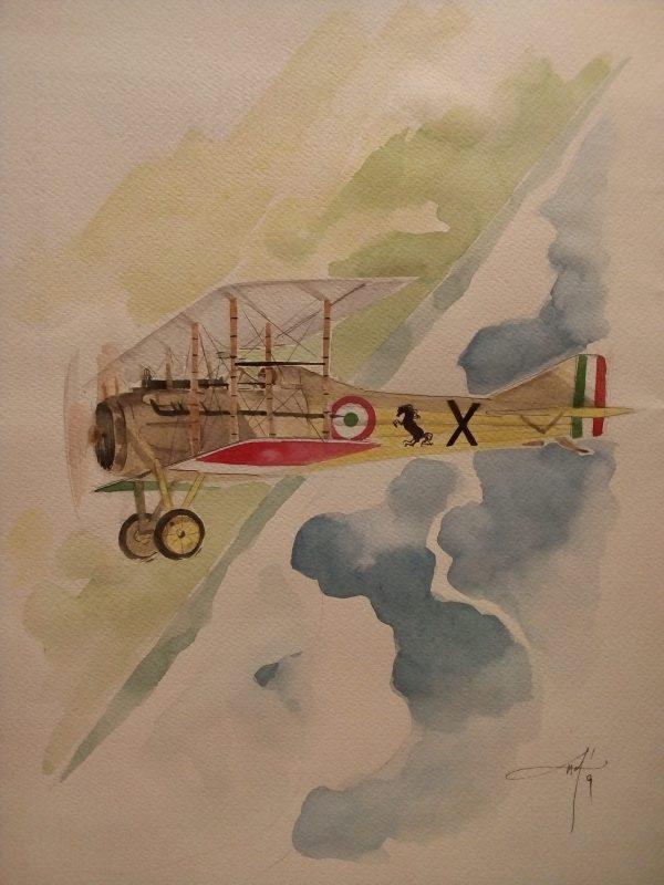 Illustrazione originale di Vergerio