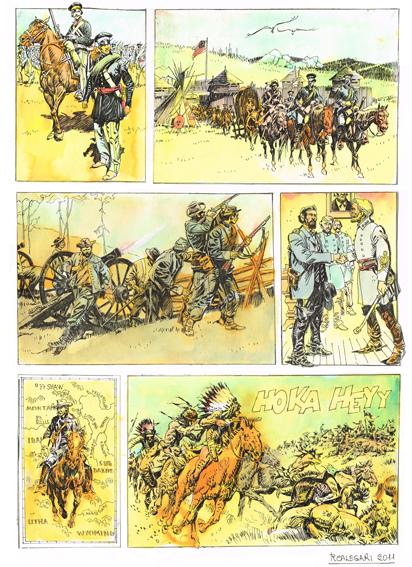 Storia del West - Renzo Calegari