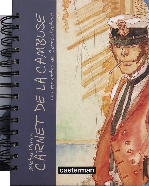 Carnet della Cambusa di Corto Maltese
