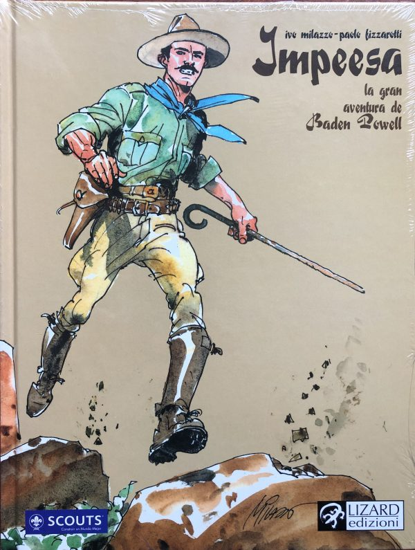 Impeesa la gran aventura de Baden Powell