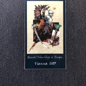 Vienna 1683 - Portfolio di Sergio Toppi
