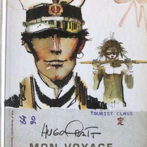 Diario di Corto Maltese Mon Voyage