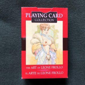 Carte da gioco di Leone Frollo