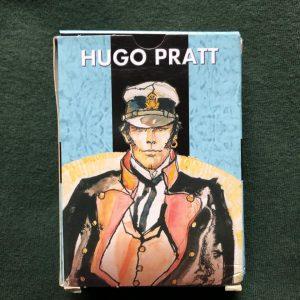 Carte da gioco di Corto Maltese (prima edizione)