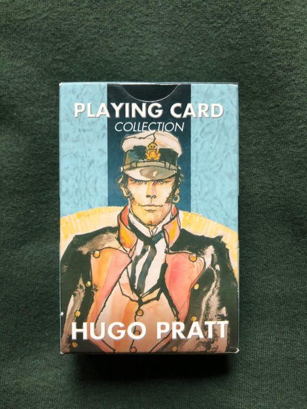 Carte da gioco di Corto Maltese (seconda edizione)
