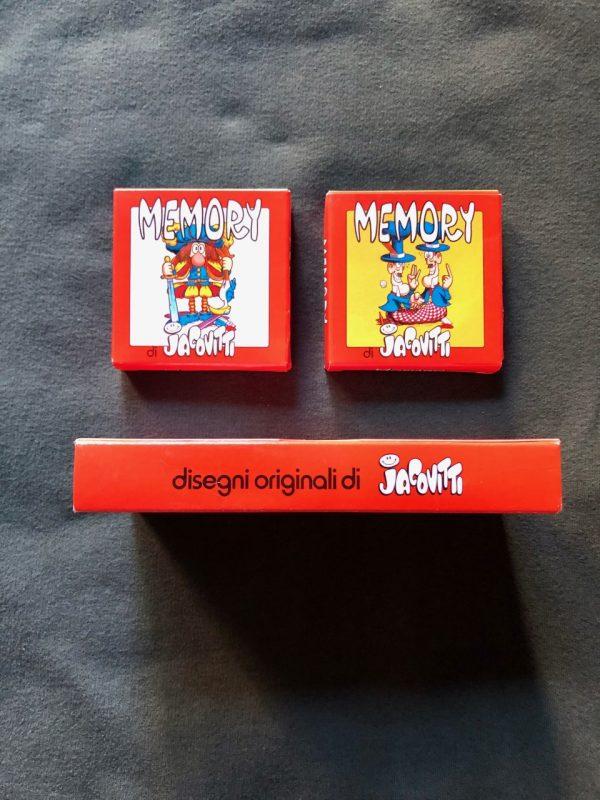 Carte da gioco di Benito Jacovitti