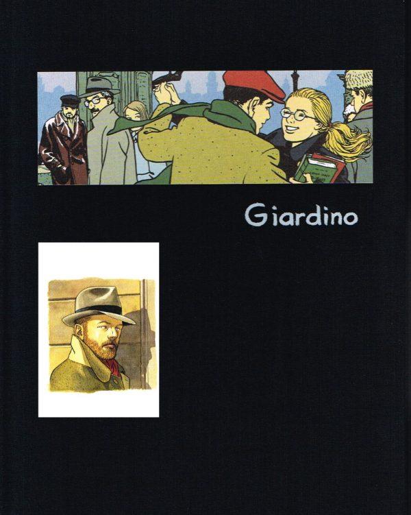 Tavole fuori testo di Vittorio Giardino